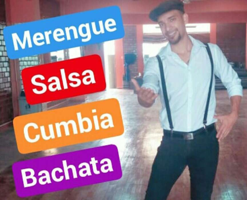 Lecciones de Danza Ritmos Latinos!
