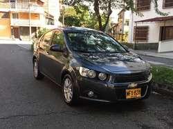Chevrolet Sonic Automatico 2013