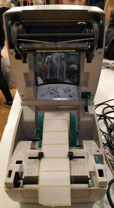 impresora de etiquetas láser