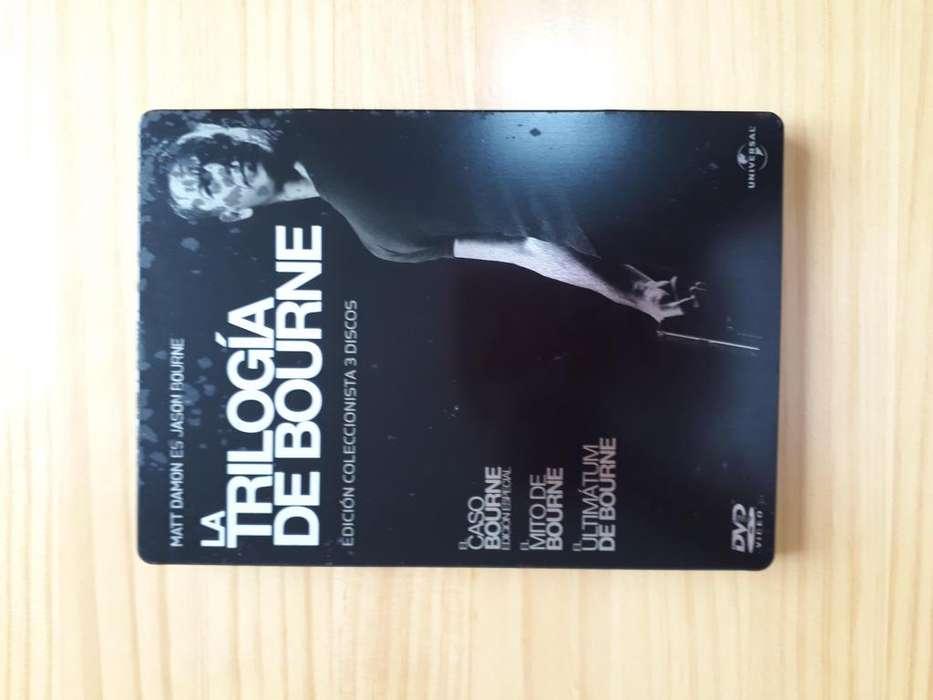 Pelicula La Trilogia de Bourne Dvd 3