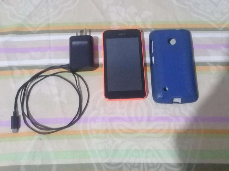 Nokia Lumia 530 Claro, en buen estado.