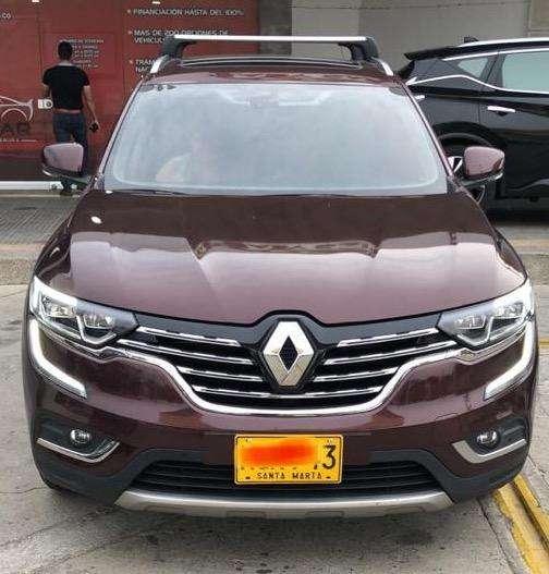 Renault Koleos 2017 - 33000 km