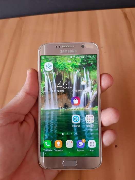 Samsung Galaxy S6 Huella 32gb