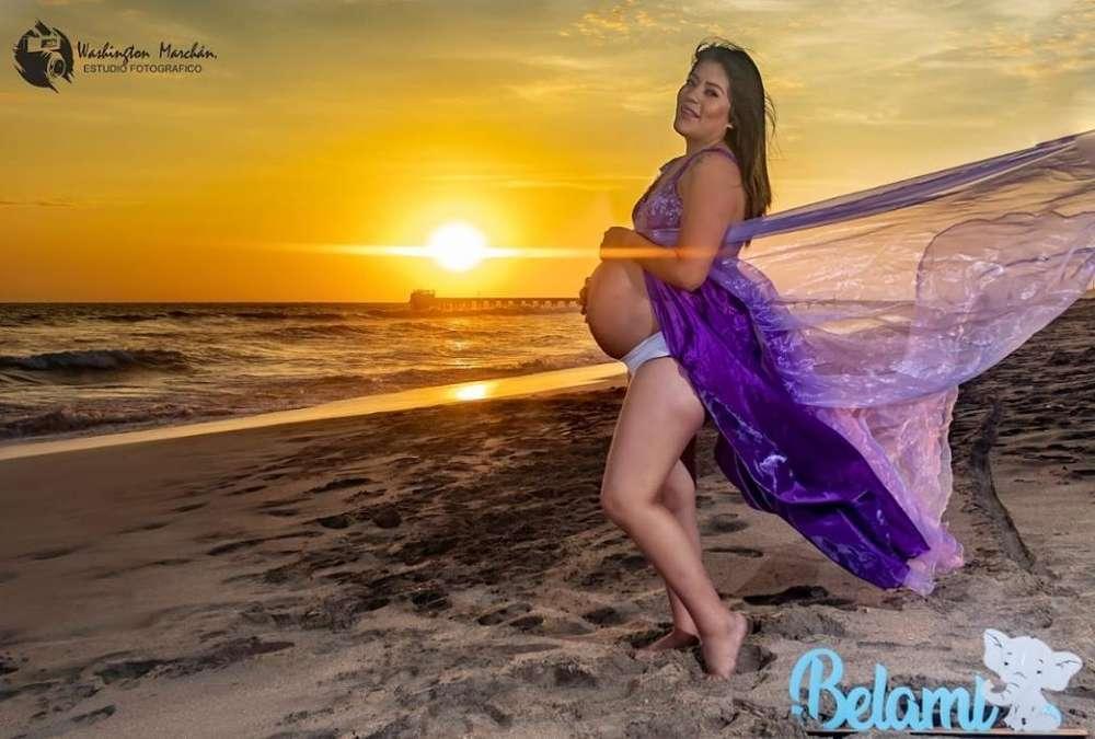 Sesión de Fotos en La Playa