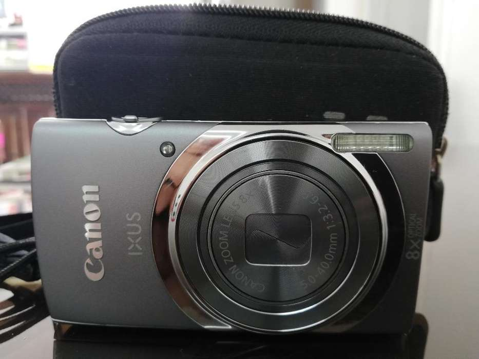 Cámara Canon 16 Mpx. 32xzoom Y Más.