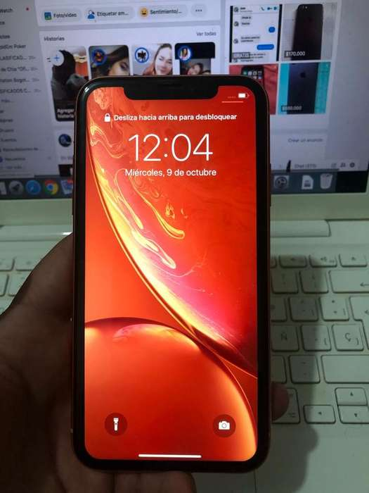 Ganga iPhone Xr 256Gb Coral Perfecto