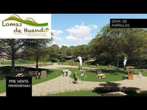 Vendo Hermosos Terrenos en Condominio ¡Lomas de Huando!