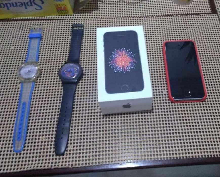 iPhone Se 32Gb, Relojes Swatch (Cambio)