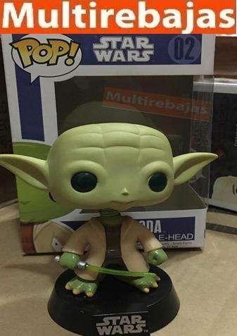 Muñeco Funko Pop Yoda