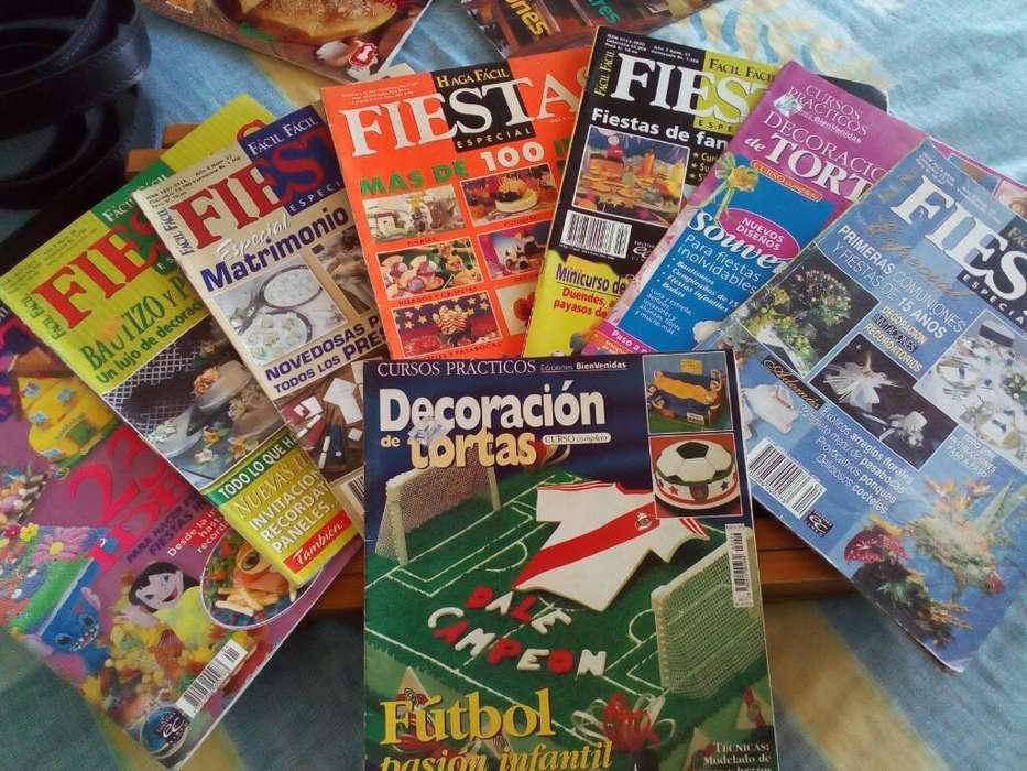 Revistas con Ideas para Hacer Y Vender