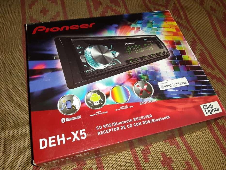 Pioneer Deh -x5
