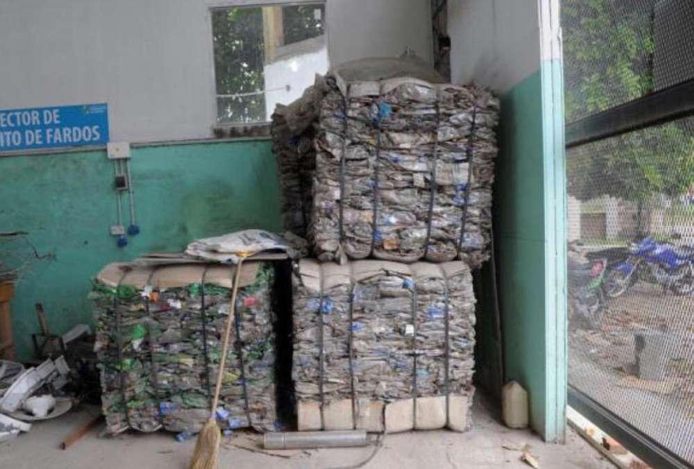 Vendo Compactadora de Resiclaje