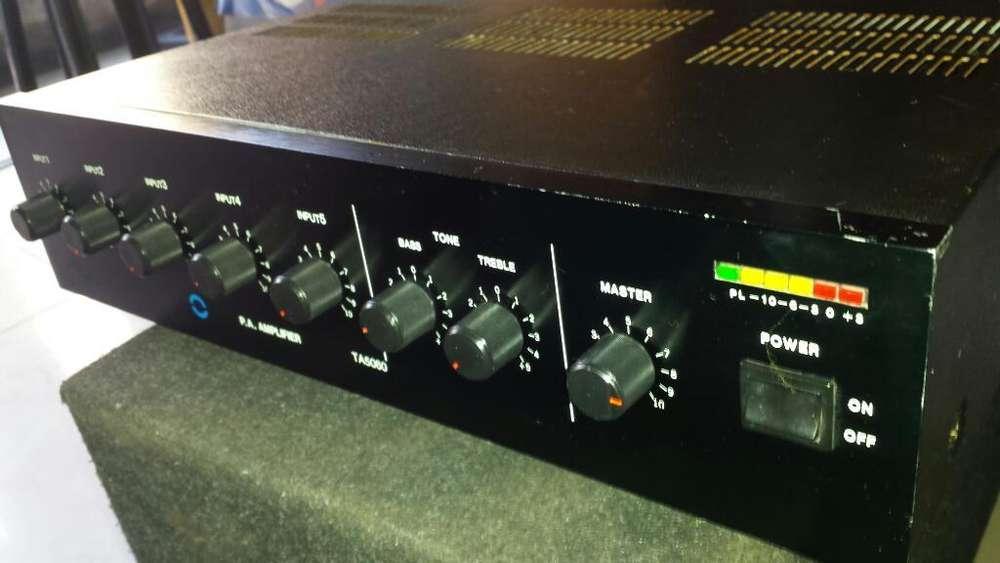 Amplificador Nippon America Ta5060