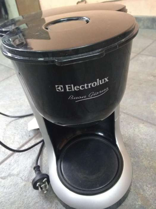 Cafetera Electrica Electrolux