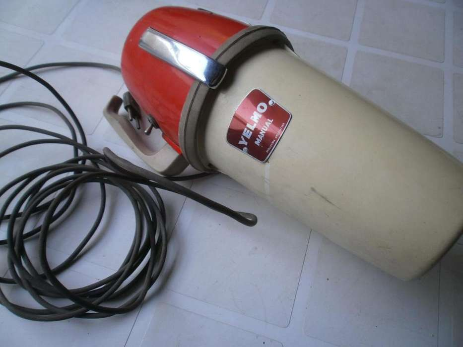 aspiradora yelmo manual
