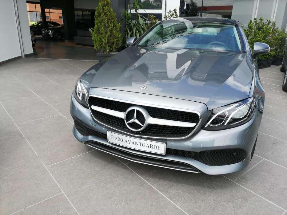 Mercedes-Benz Clase E 2019 - 0 km