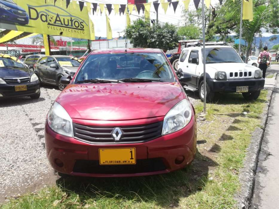 Renault Sandero 2010 - 10000 km