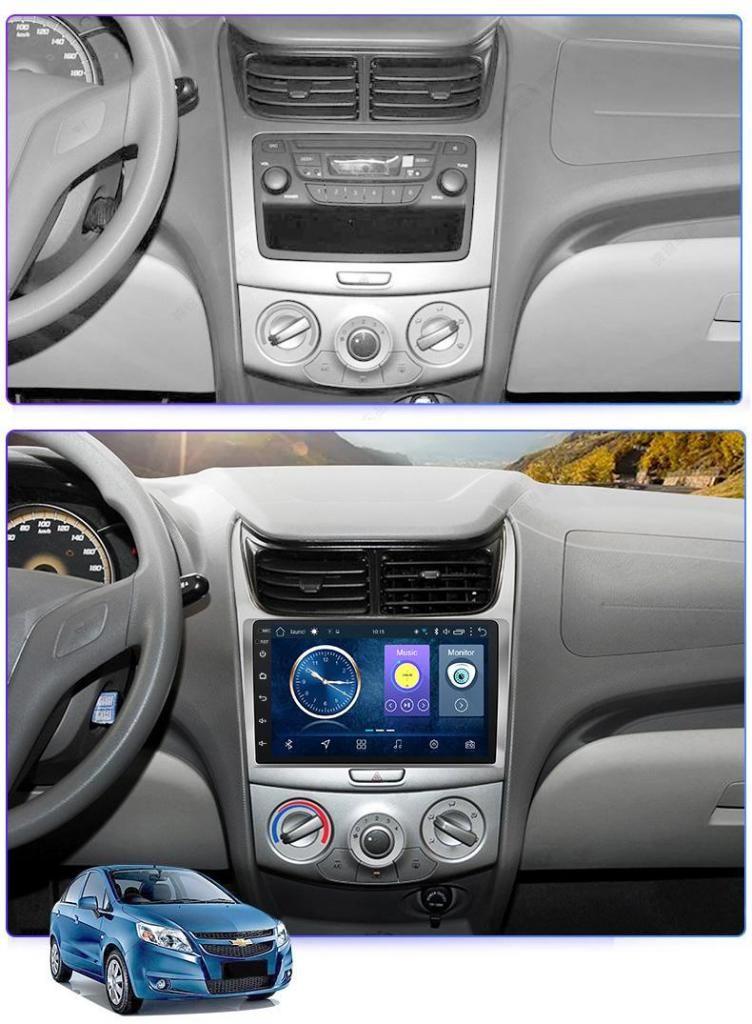 2011-2014 CHEVROLET SAIL GPS BLUETOOH WIFI AUTORADIO ANDROID
