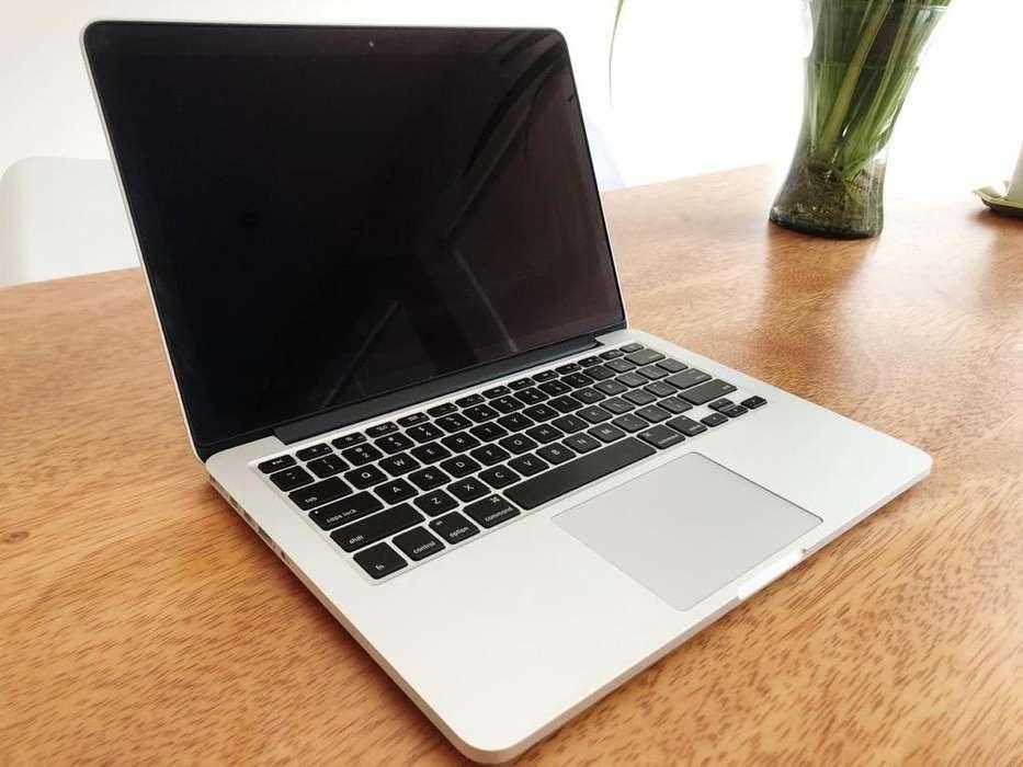 Macbook Pro Retina 13-Inch 2.7Ghz 2015