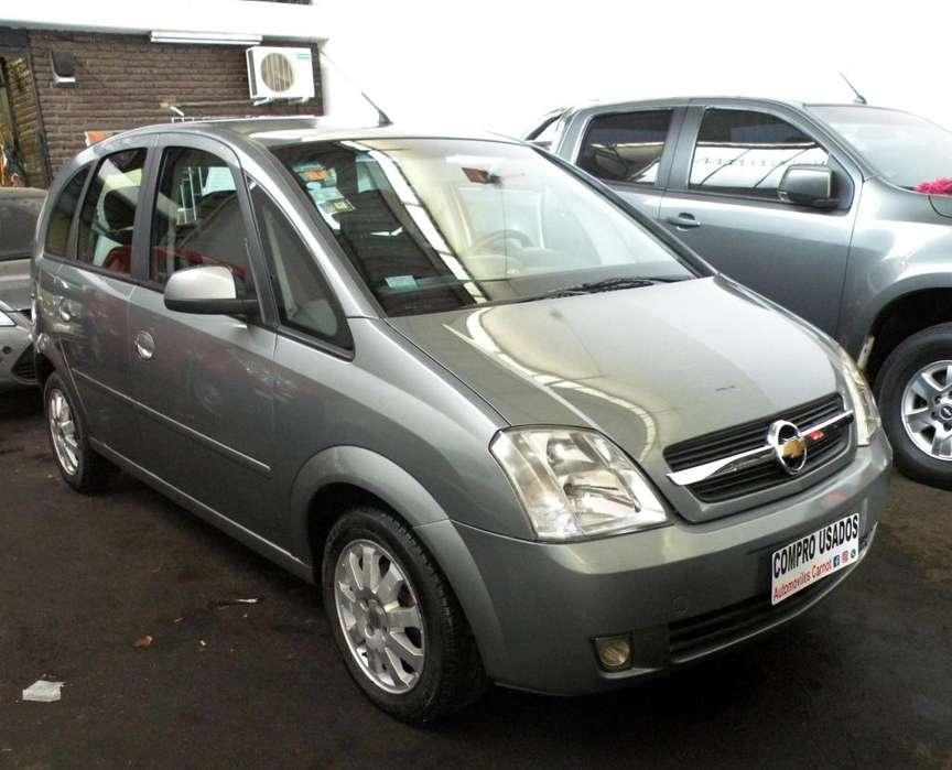 Chevrolet Meriva 2008 - 104948 km