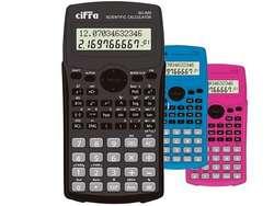 Calculadora Científica Cifra Sc-820 NUEVA EN BLISTER