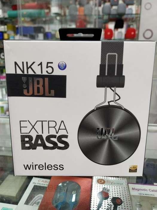 Audifonos Diadema Bluetooth Tipo Jbl Sd