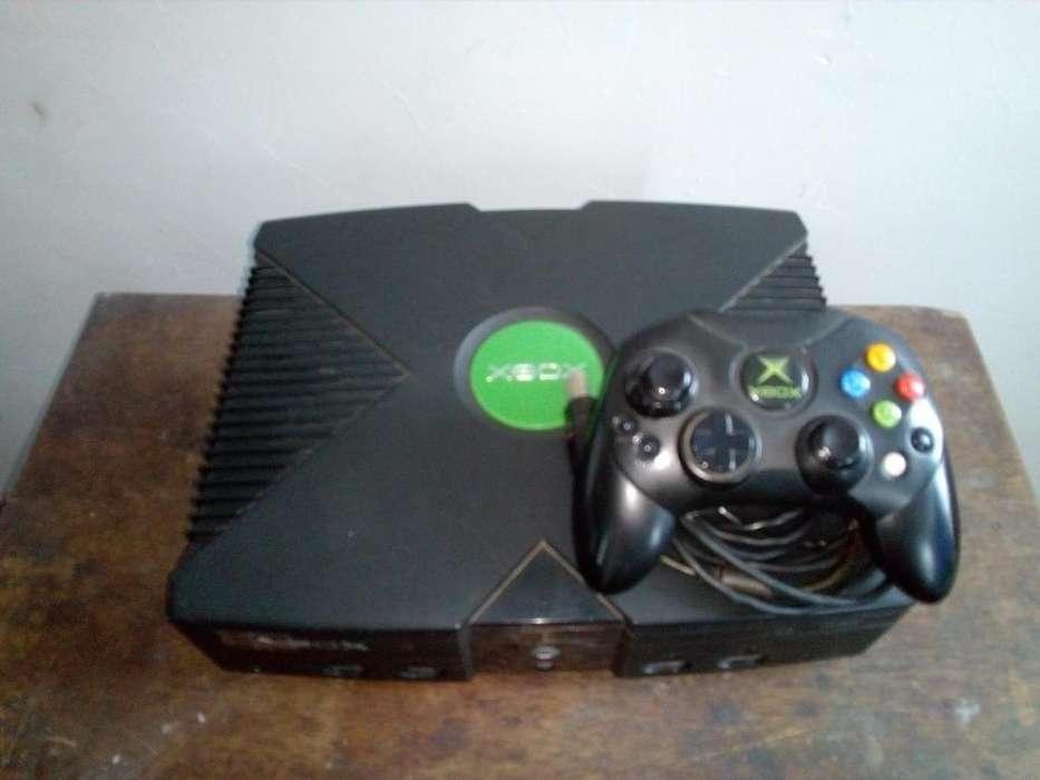 Xbox Clasico Muy Bien Cuidado
