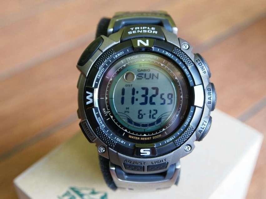 Reloj Casio Protrek Prg 130t Nuevo Relojes Joyas