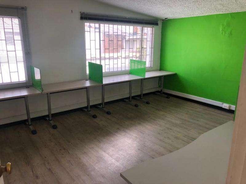 Oficina En Arriendo En Bogota La Castellana Cod. ABDOL10112353