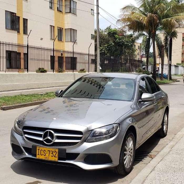 Mercedes-Benz Clase C 2015 - 57000 km