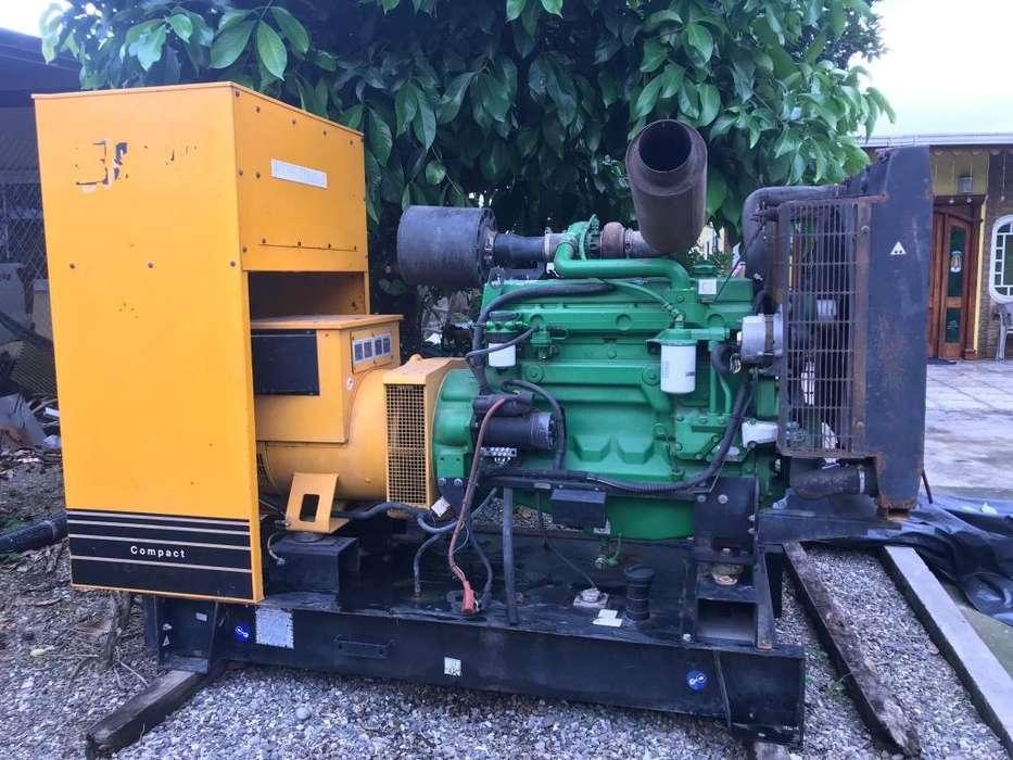 Vendo generador Jhon Deere Leroy Somer