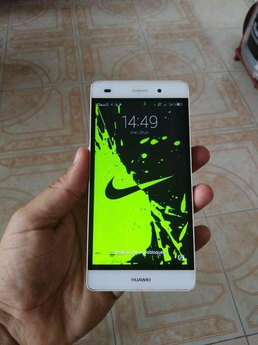 Ganga Huawei P8 Lite Leer Anuncion