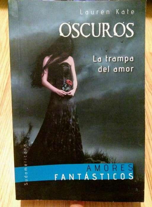 Libro:la Trampa Del Amor 3(saga Oscuros)