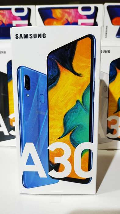Galaxy A30 Dual Cámara 16MP5MP Selfie 16MP