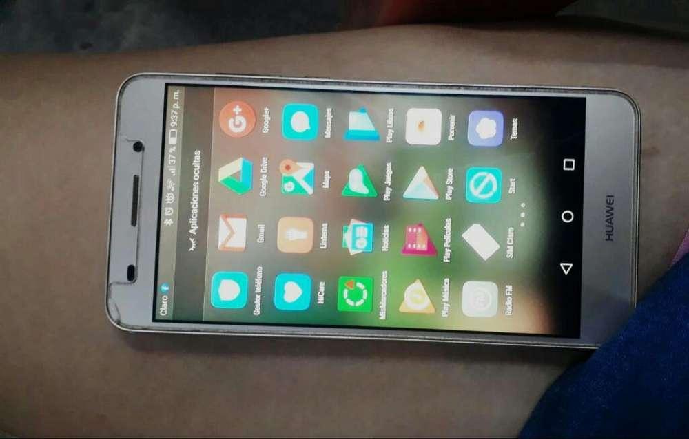 Vendo Mi Teléfono Huawei Y6. en Buen Est