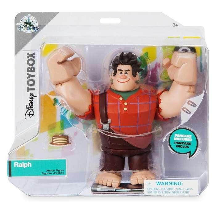 Figura De Ralph El Demoledor Disney Store Toy Box