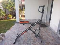 Maquina Ejercicio Evolution Fitness