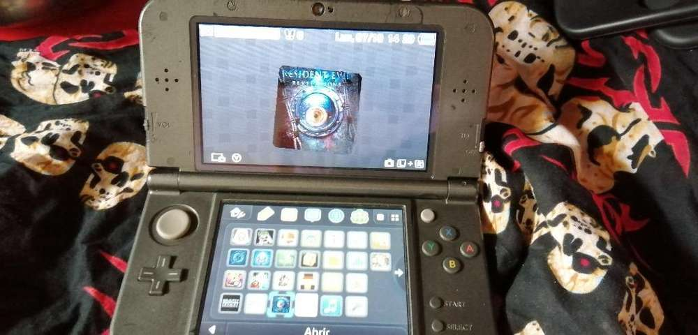 New Nintendo 3dsxl