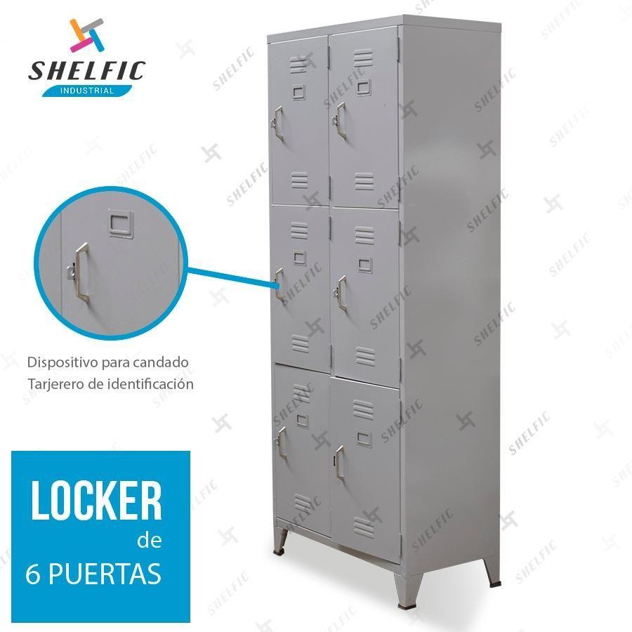 Venta de lockers metalicos de 1 a 30 puertas