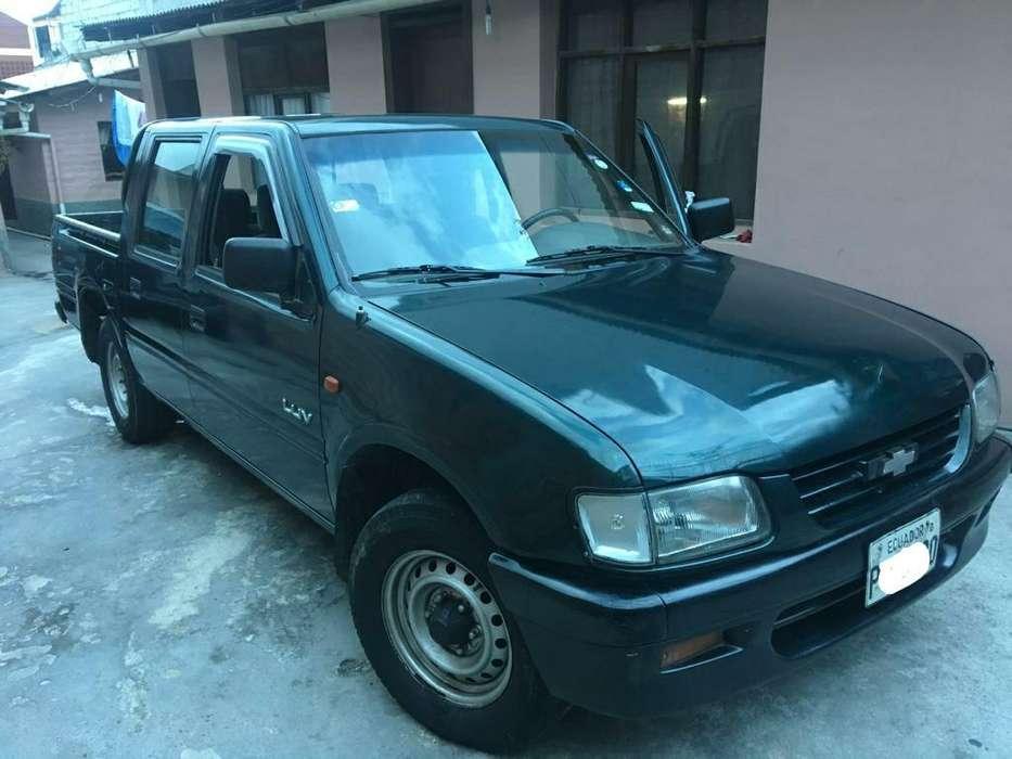 Chevrolet Luv 1999 - 186287 km