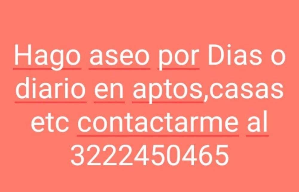 Hago Aseo en Aptos,casas Etc 322450465