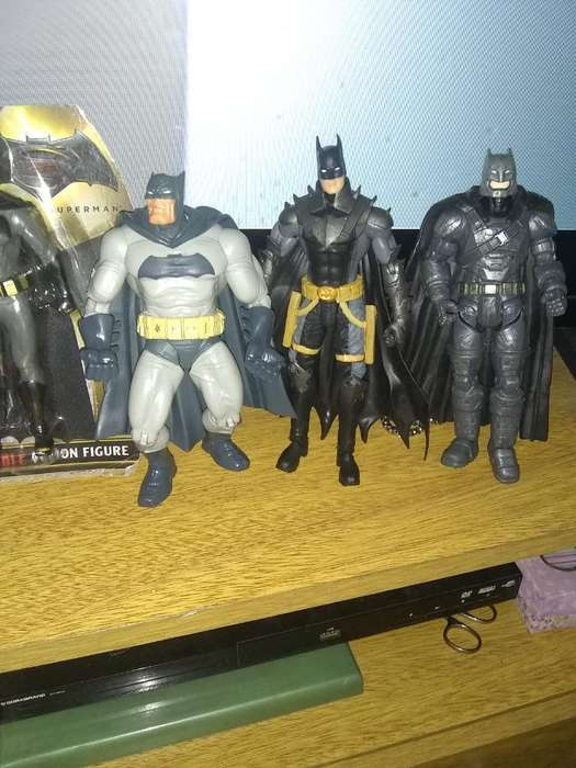 Figuras de Accion Batman