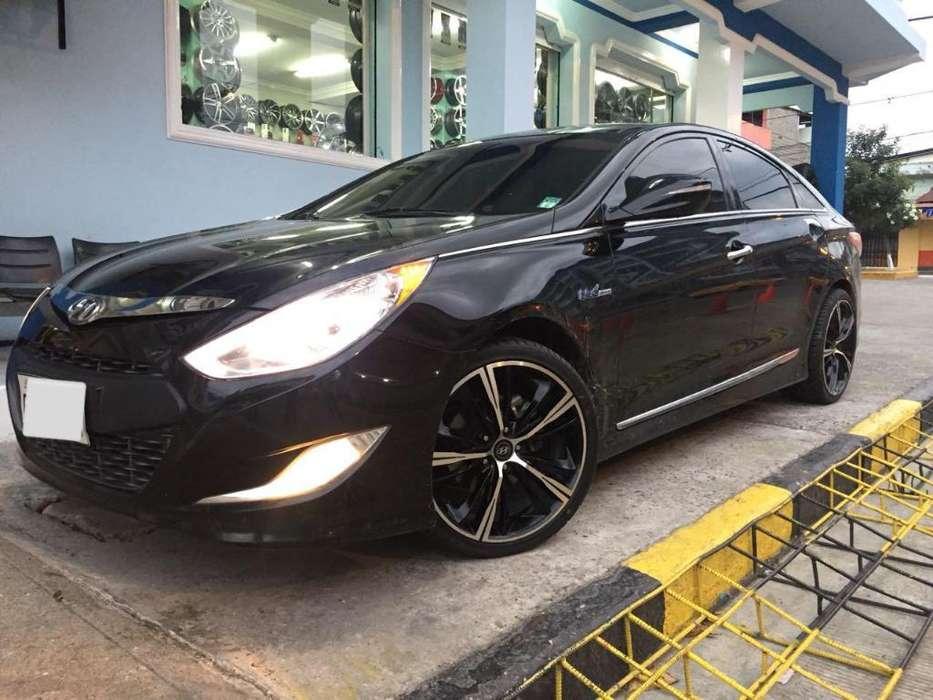 Hyundai Sonata 2015 - 98000 km