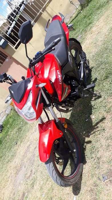 Moto Loncin 200cc 2017