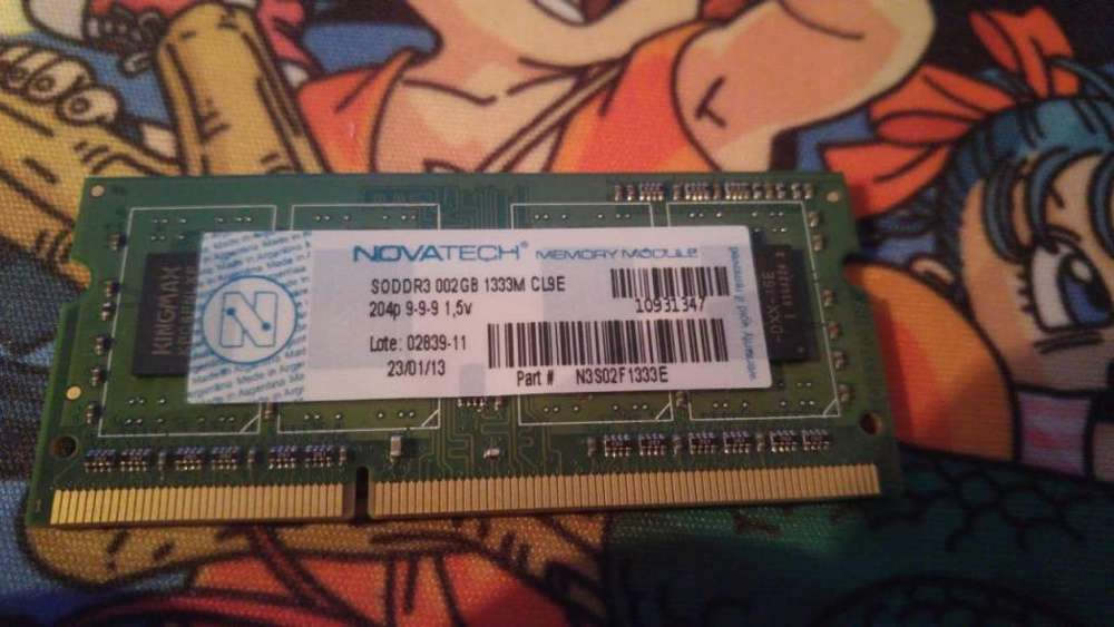 Memoria Ram PC, Notebook