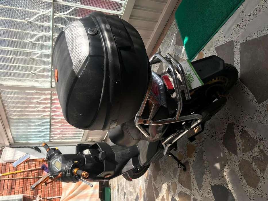 Scooter eléctrica (bicicleta)