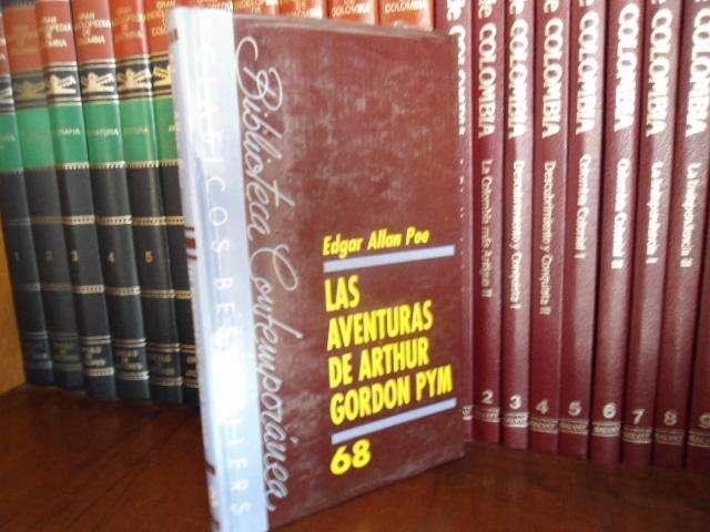 Las aventuras de Arthur Gordon PYM, por Edgar Allan Poe