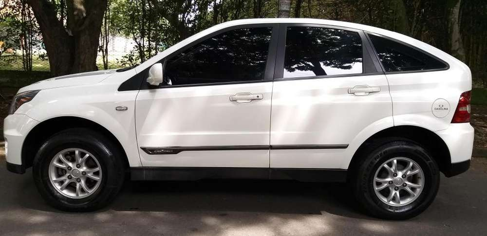 Ssangyong Actyon 2015 - 60000 km