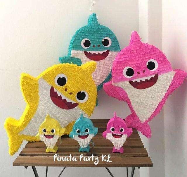 Piñatas Baby Shark