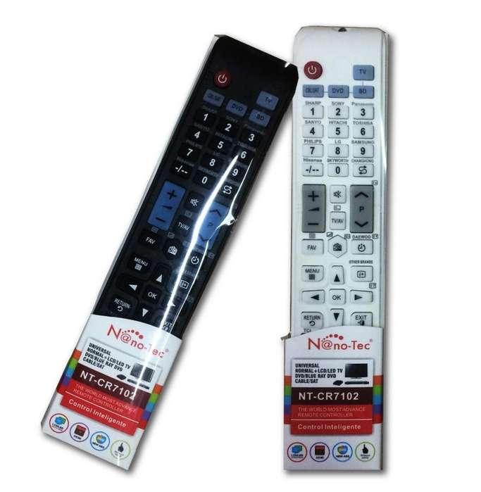 CONTROL PARA TODO TIPO DE TV